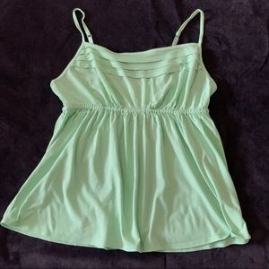 Cacique Sleep Cami | Size 14/16 | Mint green color